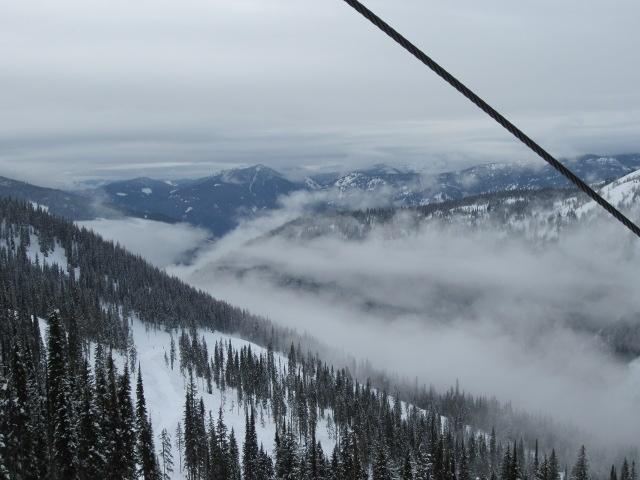 Whitewater Glory Ridge